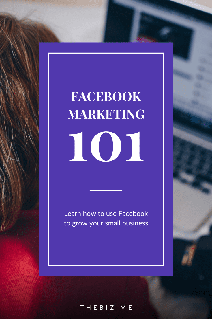 facebook marketing strategy small businesses