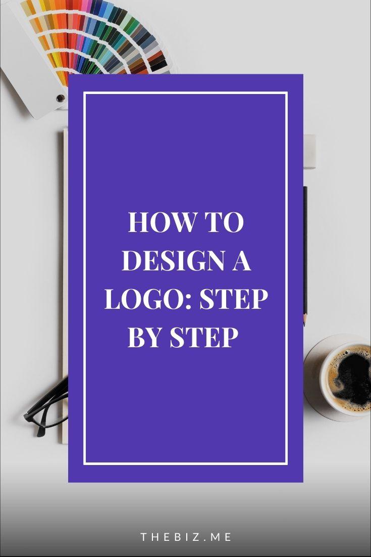 how to design a logo and create a logo easily