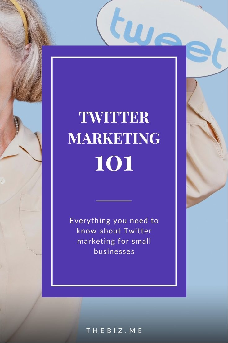 twitter marketing strategy for small businesses