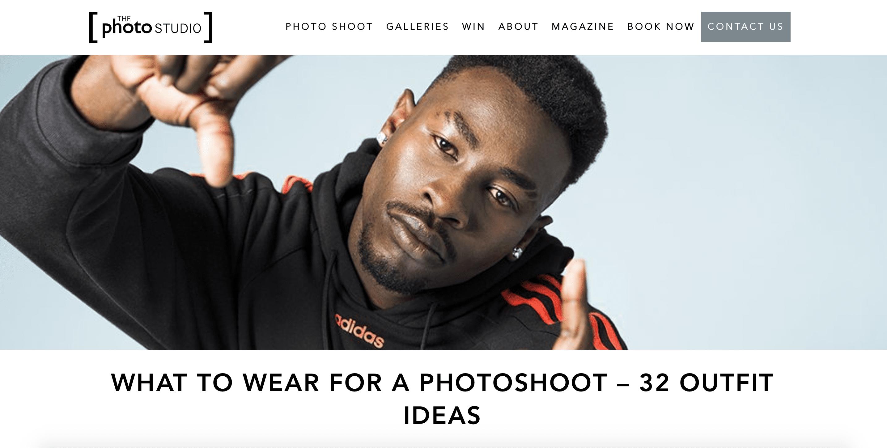 Social media marketing mistakes photographer