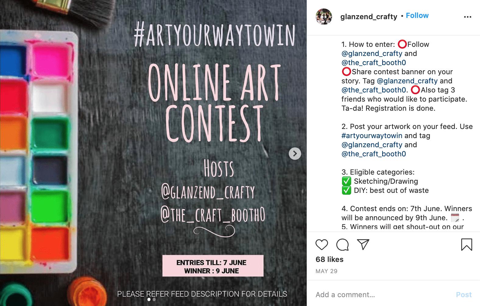 DIY contest