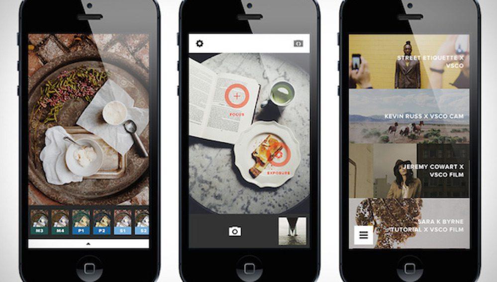 best apps for Instagram Stories VSCO