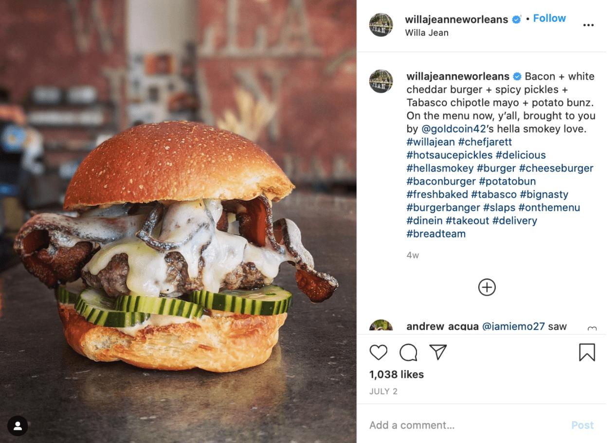 Best Coffee Shop Instagram Accounts willa jean