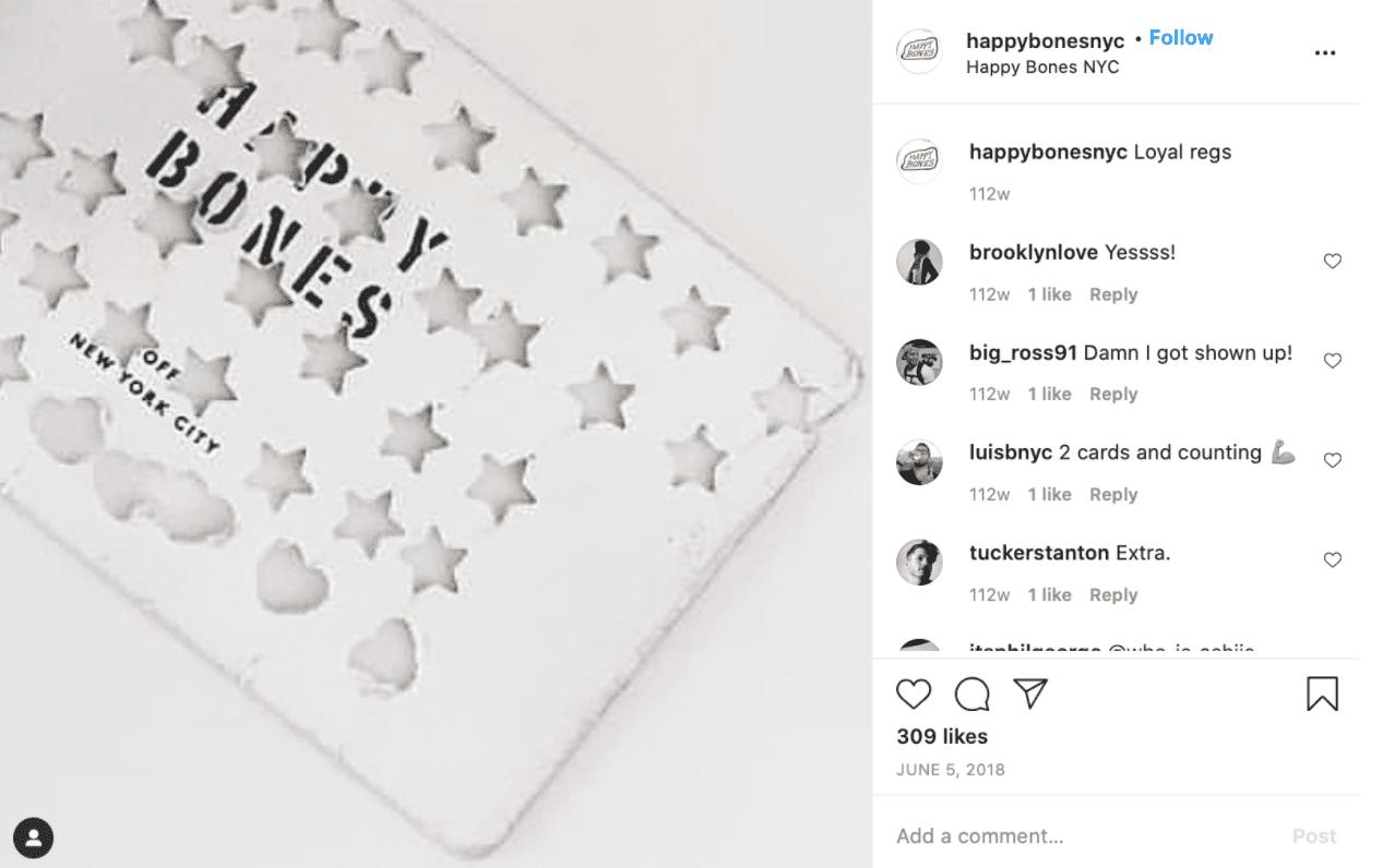 Best Coffee Shop Instagram Accounts happy bones