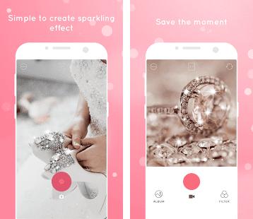 best apps for Instagram stories kirakira app