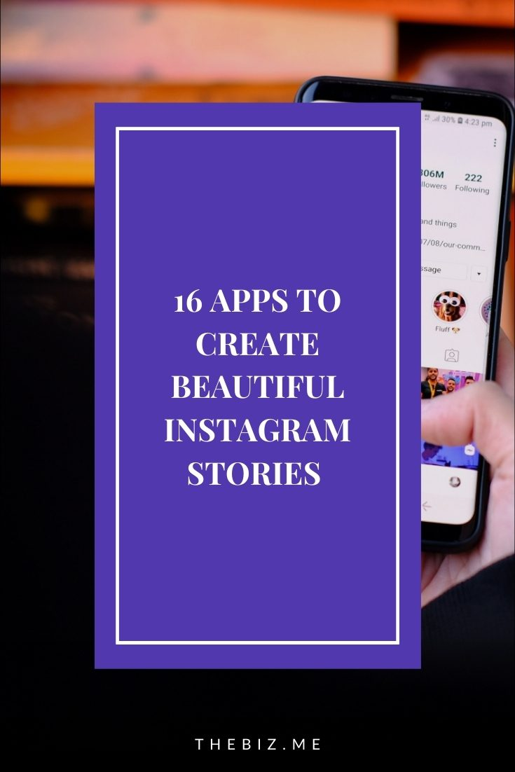 apps for creative instagram stories