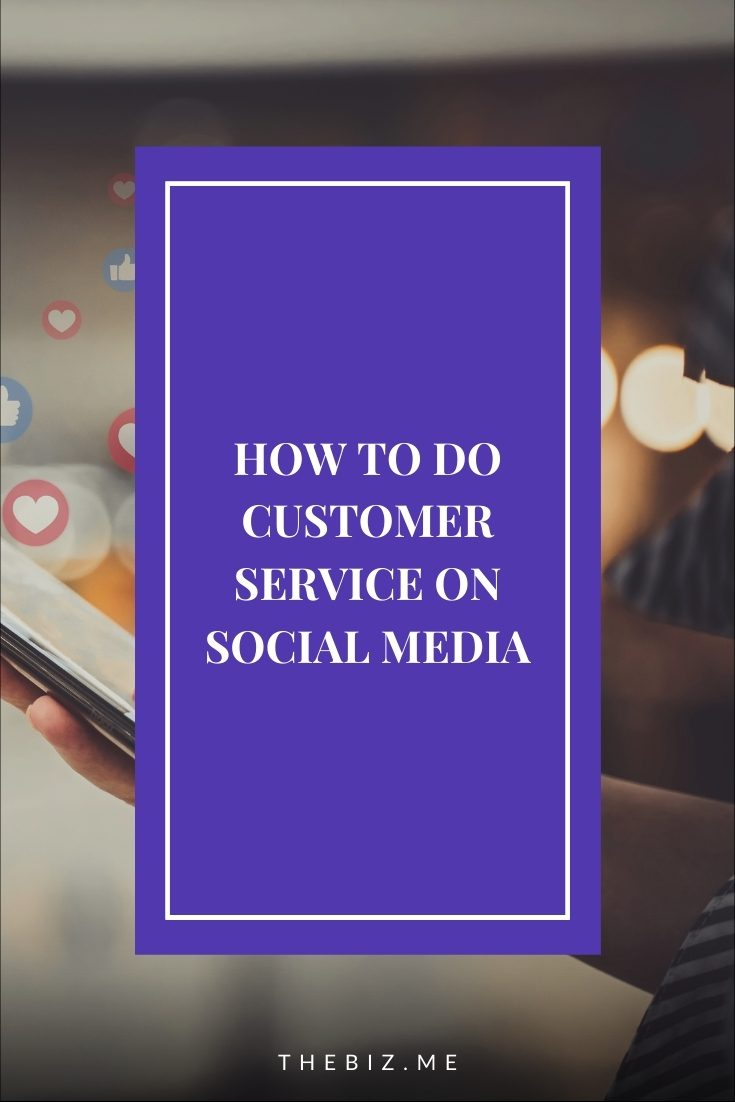 customer service on social media how to do it best practices