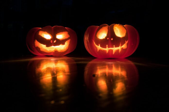 halloween marketing post ideas and templates