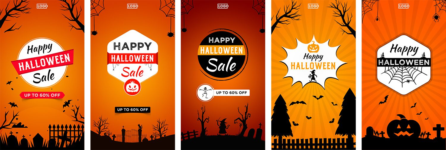 Free Halloween Templates for Social Media