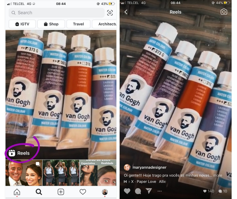 instagram feed explore feed