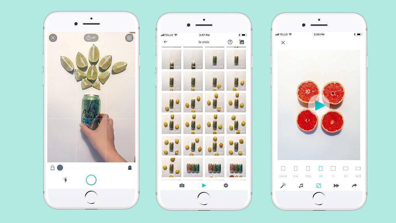 best apps for instagram stories lifelapse