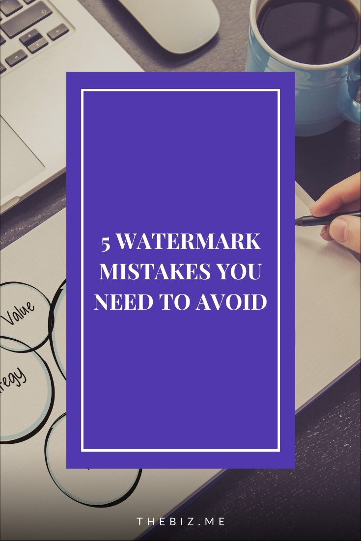 watermark mistakes to avoid