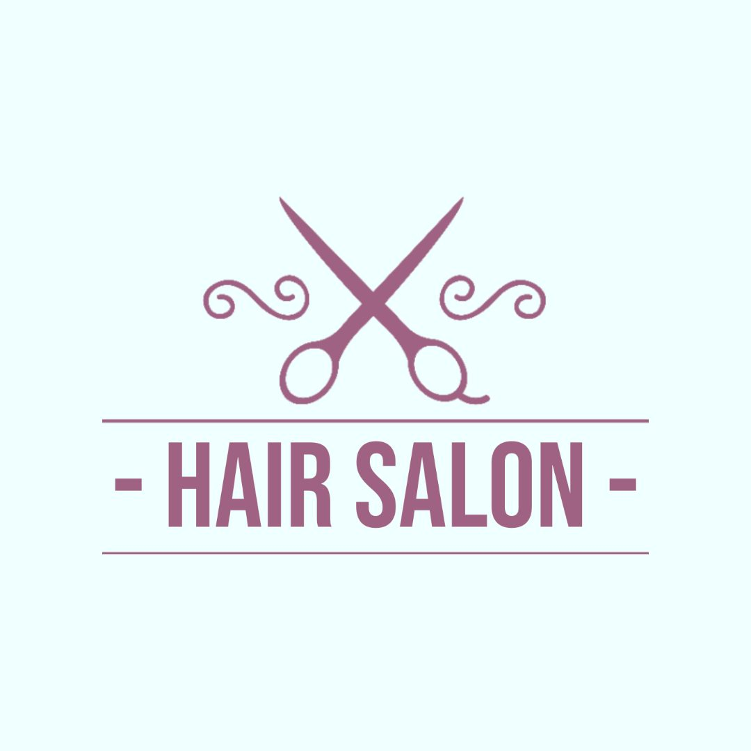 hair salon logo ideas