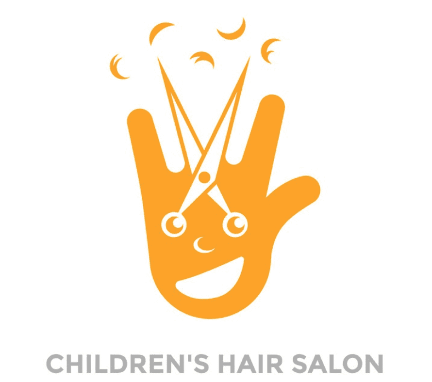 hair salon logo ideas children