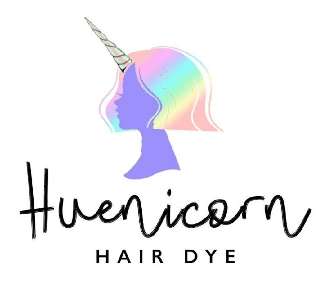 hair salon logo ideas unicorn