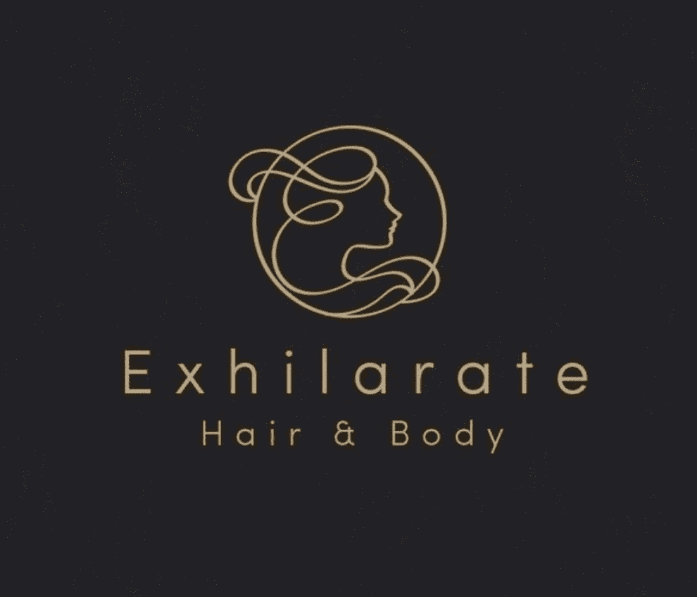 hair salon logo ideas elegant