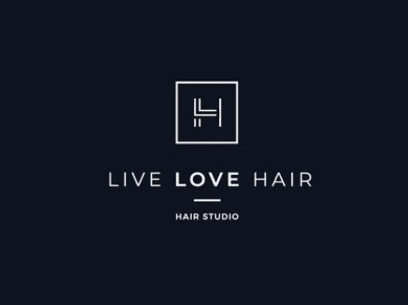 hair salon logo ideas minimalist