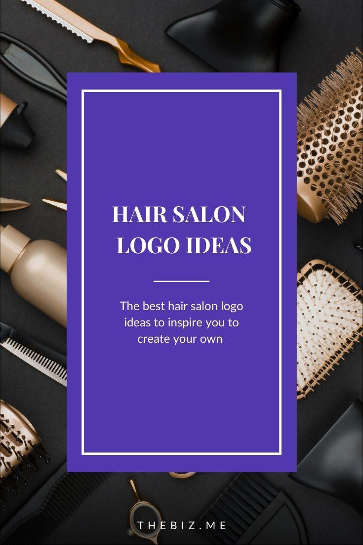 hair salon logo ideas hair stylist