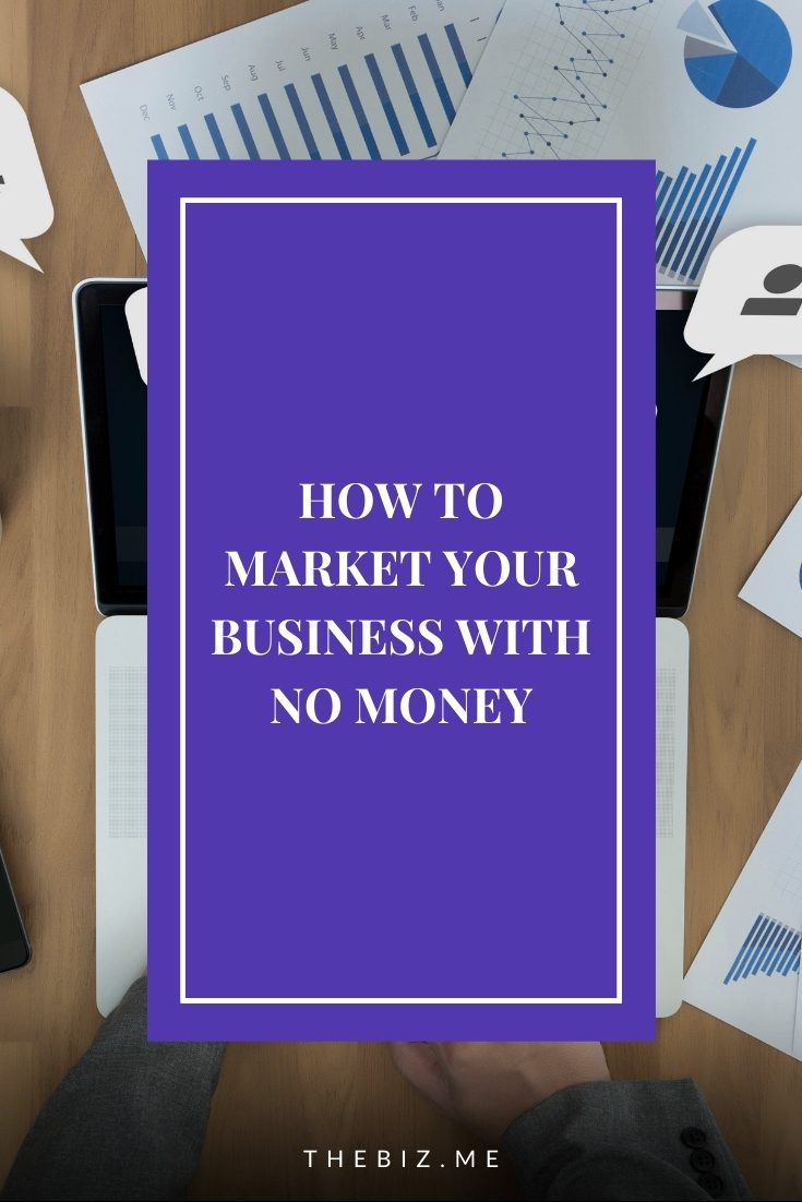 market business with no money marketing