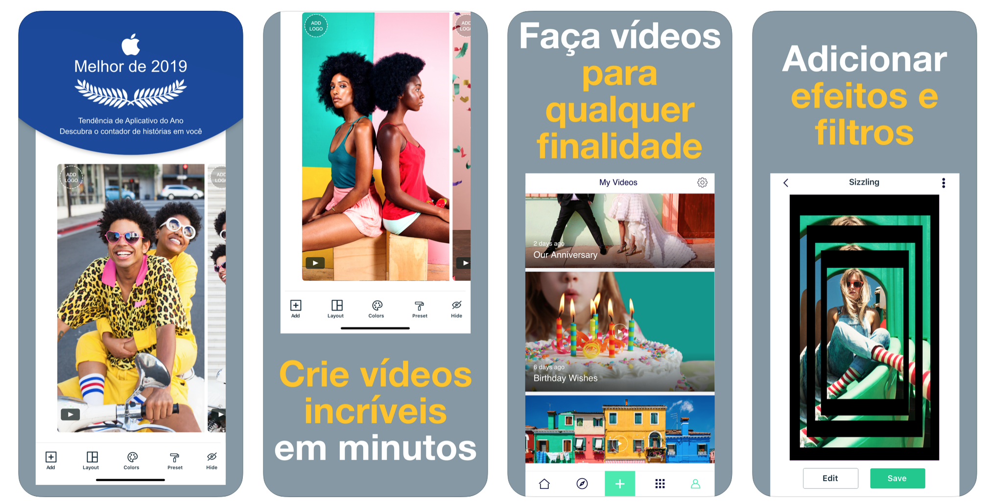 best video editing apps magisto