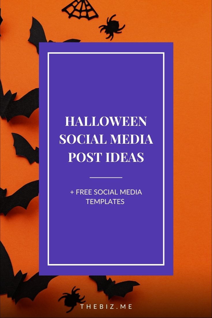 halloween social media post ideas free templates