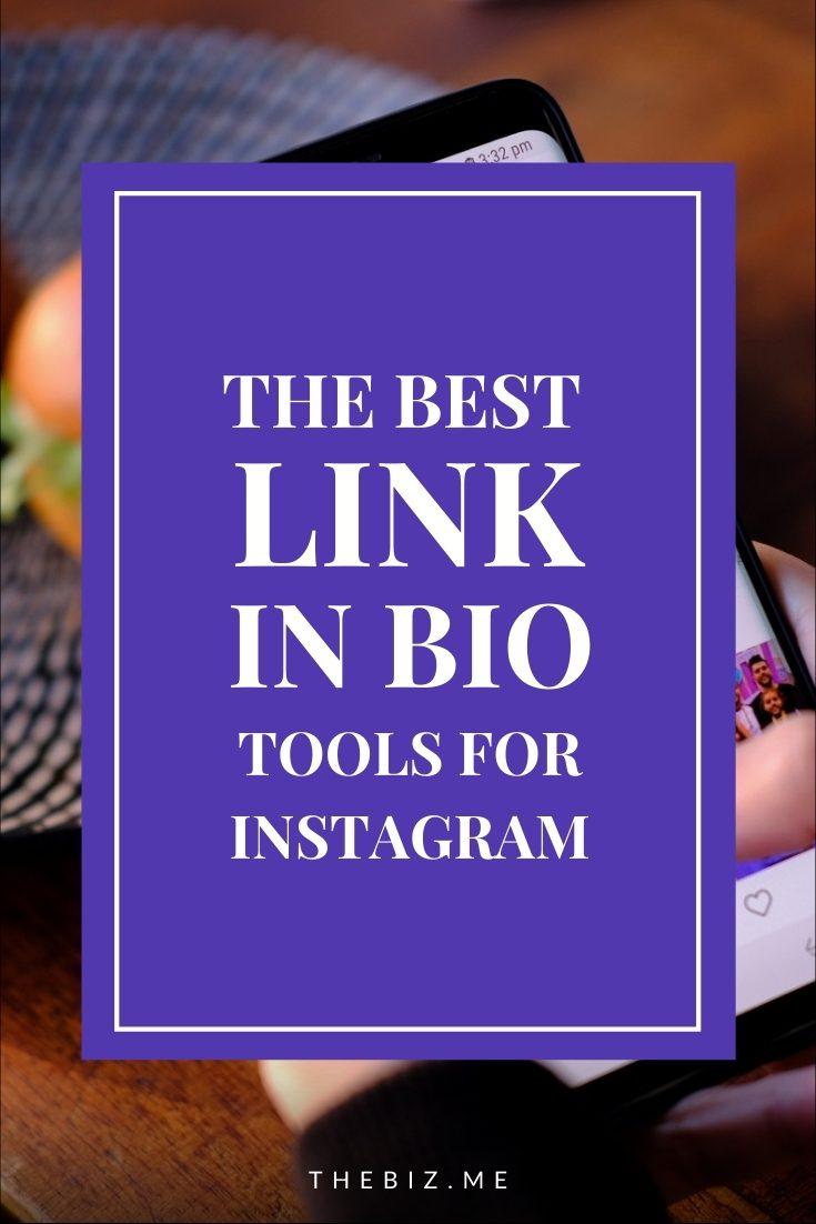 the best Link in Bio Tools