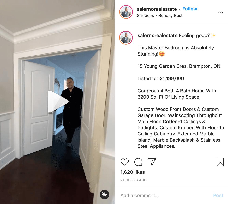 real estate instagram accounts salernorealestate