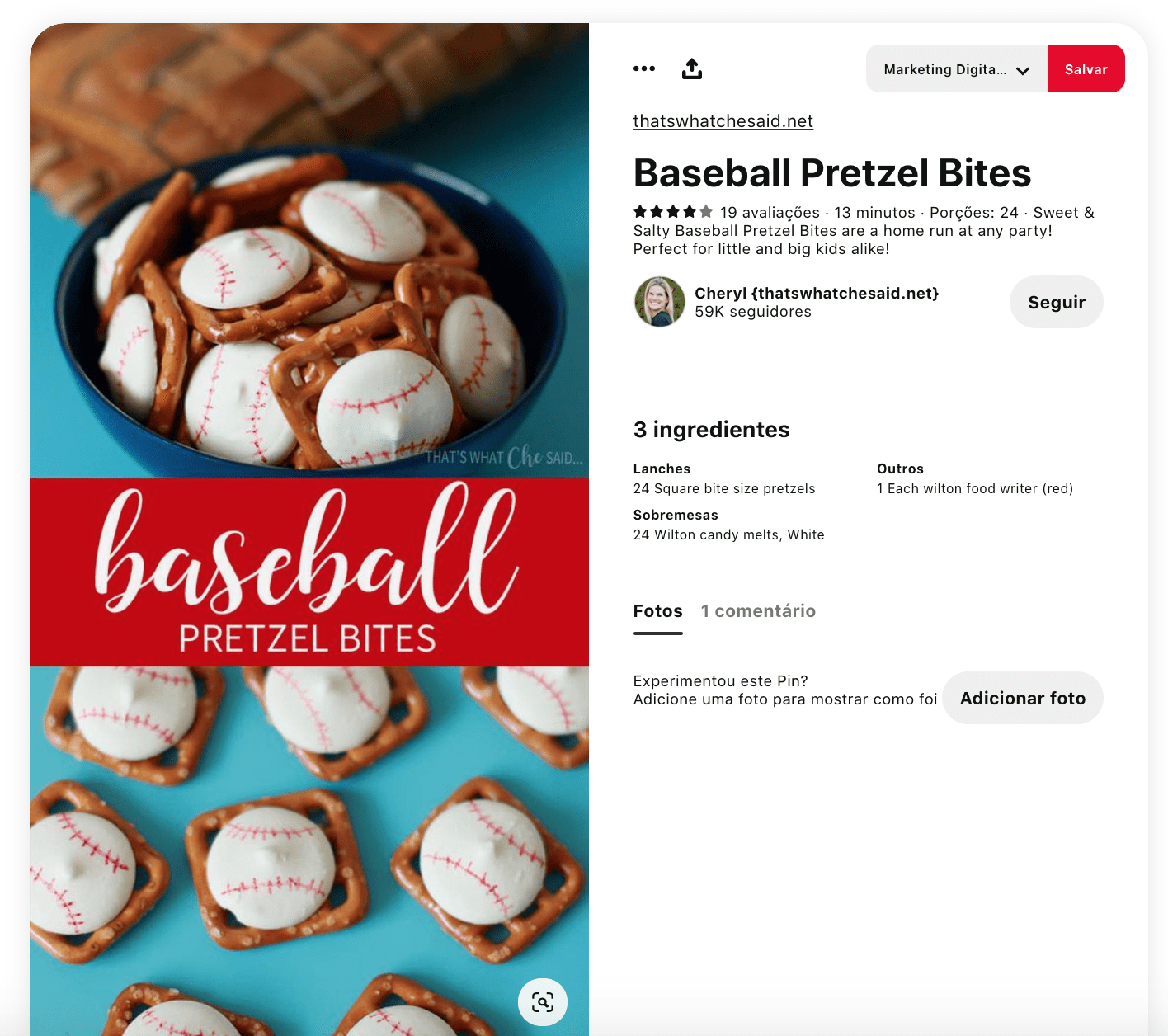 baseball marketing ideas tutorial recipe