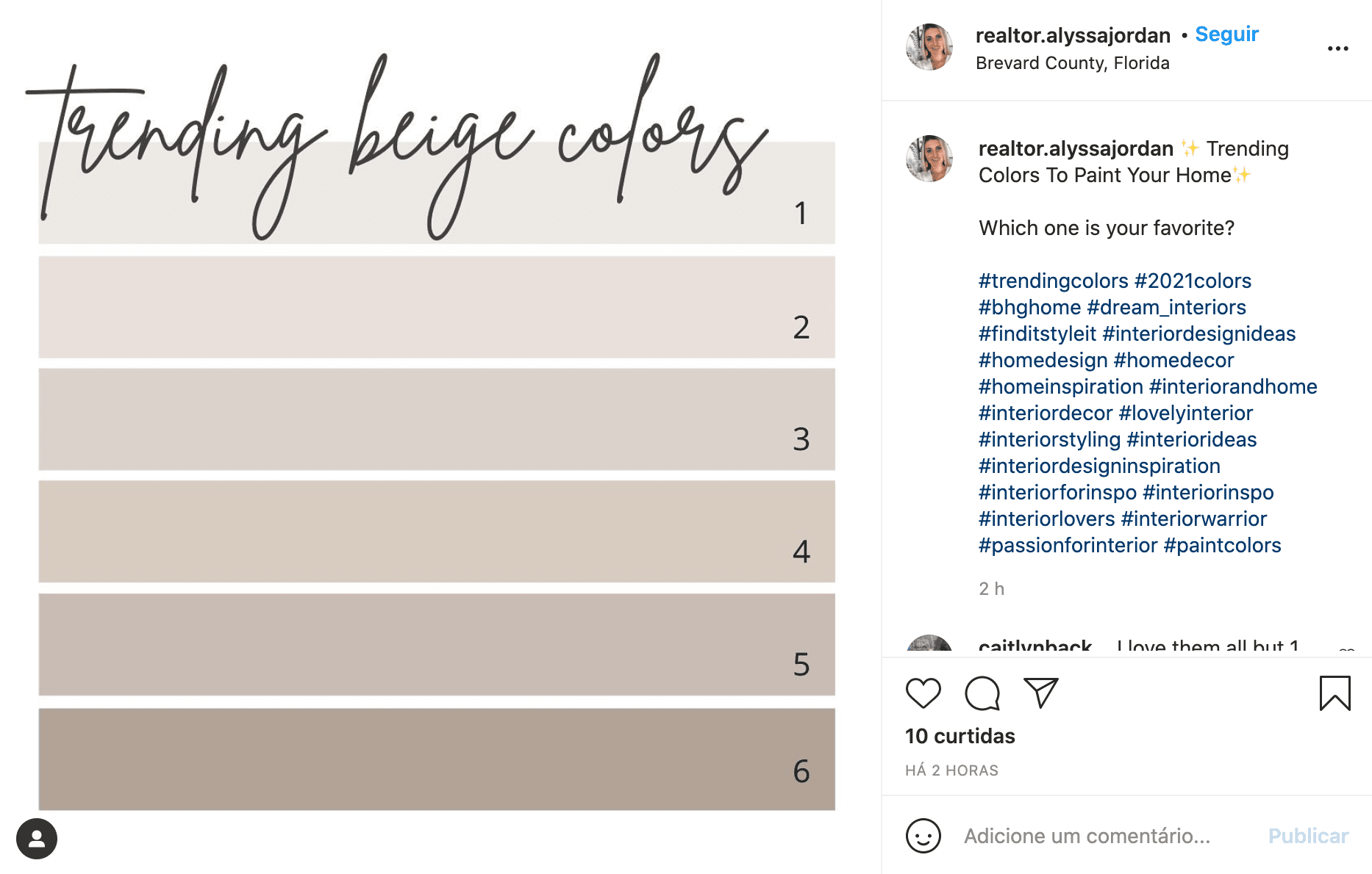 post ideas for interior designers color schemes